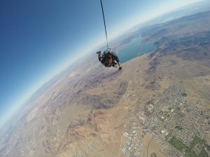 Skydive Las Vegas, Skydiving in Vegas